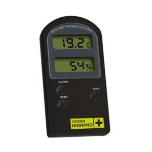 Termohigrômetro básico