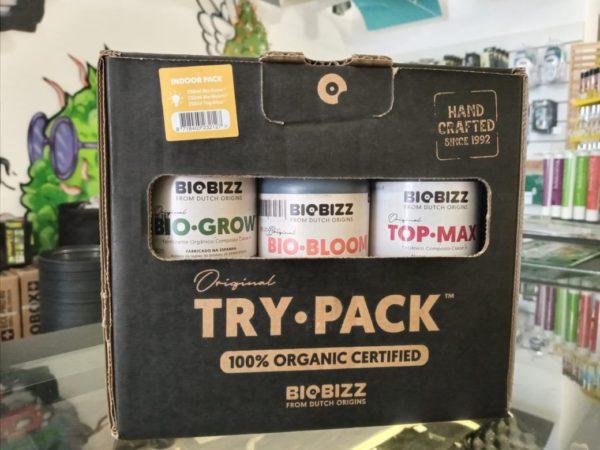 trypack indoor biobizz
