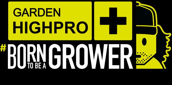Logo Garden HighPro - Cultiva Growshop